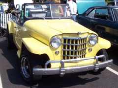 willys jeepster phaeton pic #6089