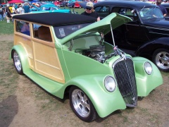 Willys Woody pic