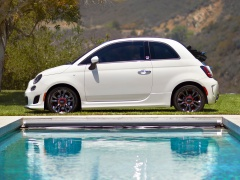 Fiat 500c GQ Edition pic