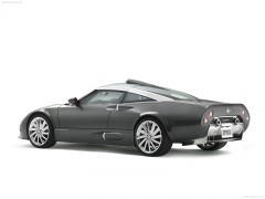 spyker c8 aileron pic #53240
