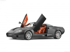 spyker c8 aileron pic #53243