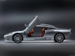 spyker c8 aileron pic #66397