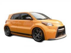 Scion xD pic