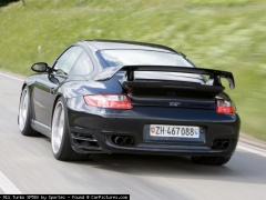 Sportec Porsche 911 Turbo SP580 pic