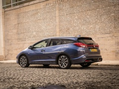 honda civic tourer pic #107712