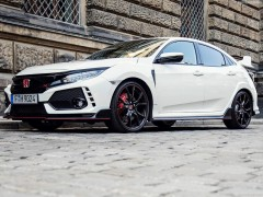 honda civic type-r sedan pic #178357
