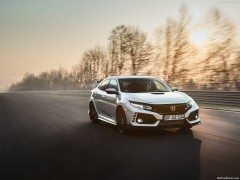 honda civic type-r sedan pic #178362