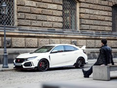 honda civic type-r sedan pic #178367