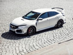honda civic type-r sedan pic #178369