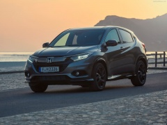 honda hr-v eu-version pic #194327