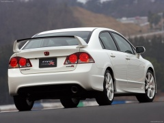 honda civic type-r sedan pic #42714