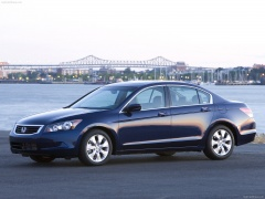 honda accord ex-l sedan pic #46391