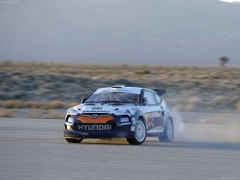 hyundai veloster rally car pic #78190