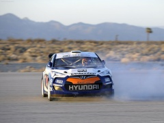hyundai veloster rally car pic #78192