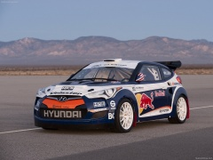 hyundai veloster rally car pic #78198