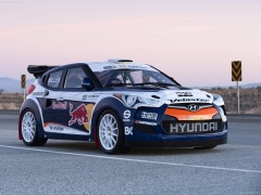 hyundai veloster rally car pic #78199