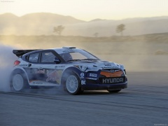 hyundai veloster rally car pic #78201