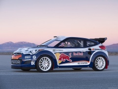 Hyundai Veloster Rally Car pic