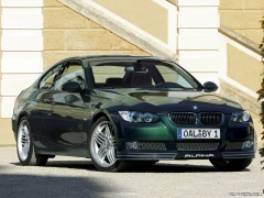 Alpina B3 Bi-Turbo Coupe (E92) pic