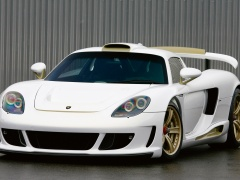 gemballa mirage gt gold edition pic #66488