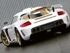 gemballa mirage gt gold edition pic #66491