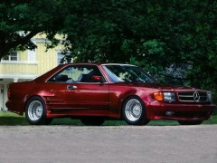 gemballa mercedes-benz 500sec widebody (c126) pic #80979