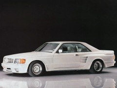 gemballa mercedes-benz 500sec widebody (c126) pic #80981
