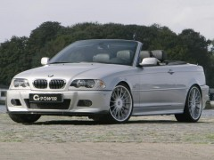 g power bmw 3 series cabrio (e46) pic #35397