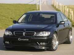g power bmw g7 5.2 k (e65) pic #36351