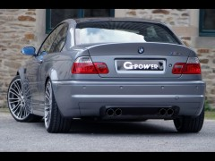 g power bmw g3 csl v10 (e46) pic #47104