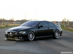 g power bmw g6 v8 coupe 5.2 k (e63) pic #63324
