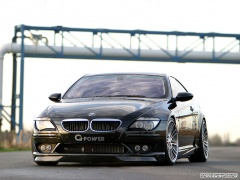g power bmw g6 v8 coupe 5.2 k (e63) pic #63326