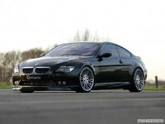 g power bmw g6 v8 coupe 5.2 k (e63) pic #63327