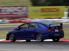 mugen honda civic si sedan pic #60377
