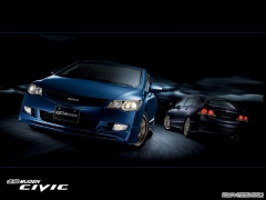 mugen honda civic si sedan pic #60382