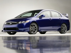 mugen honda civic si sedan pic #60384