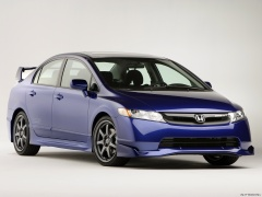 mugen honda civic si sedan pic #60386