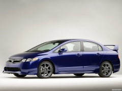 mugen honda civic si sedan pic #60387