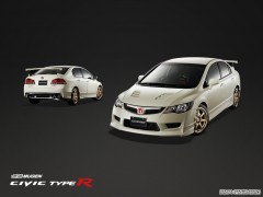 Mugen Honda Civic Type-R Sedan (MkVIII) pic