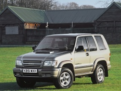 isuzu trooper pic #41306