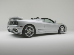 Ferrari F360 Spider F1 SuperSport photo #26589
