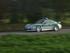 techart 911 carrera police car pic #30018
