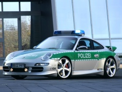 techart 911 carrera police car pic #30019