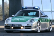 911 Carrera Police Car