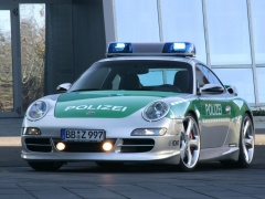 techart 911 carrera police car pic #30021