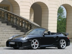 techart 911 turbo cabriolet pic #30030