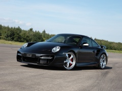 techart porsche 911 turbo aerokit ii pic #73818