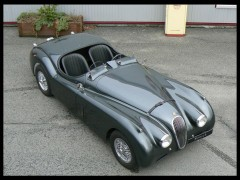 jaguar xk 120 roadster pic #37575