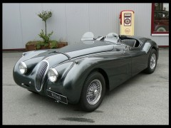 jaguar xk 120 roadster pic #37576