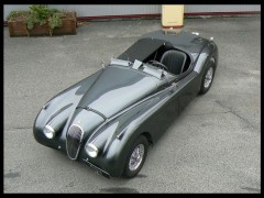 jaguar xk 120 roadster pic #37577